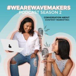 #wearewavemakers season 2 cover